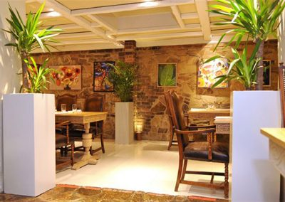 Flagstones Restaurant Random Hall